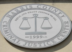 Harris County Criminal Courthouse Symbol